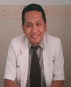 dr. Dicky F, Sp. A