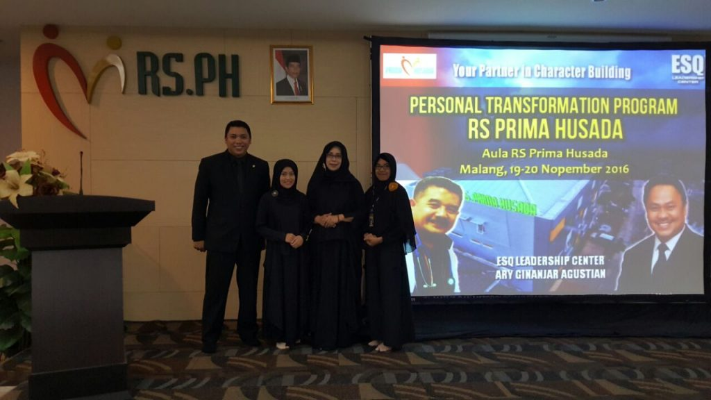 Personal Transformation Program Rs. Prima Husada